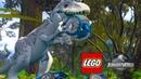 LEGO Jurassic World СПАСЛИСЬ ИЗ ПАСТИ ОМЕГИ