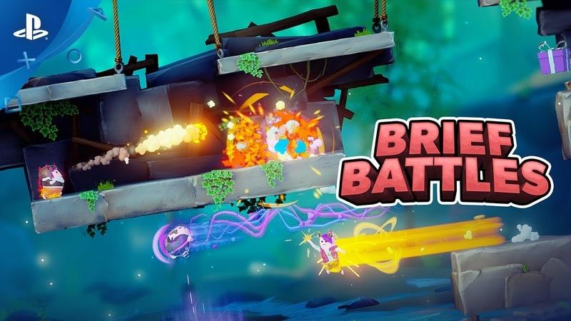 Brief Battles - Announcement Trailer | PS4