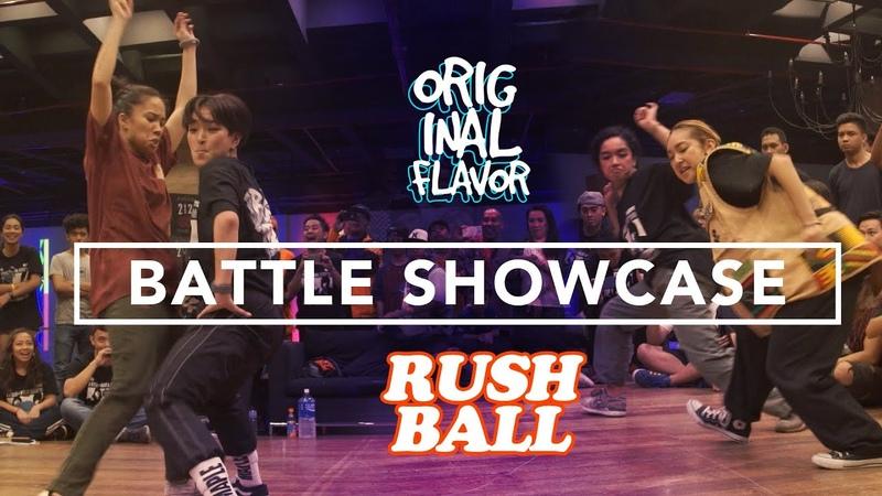 Rushball Original Flavor Battle Showcase | Boombap Fiesta Vol. 2 | Move Manila
