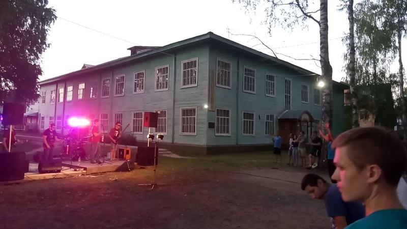 ТМ - Лесник (Нюксеница 11.08.2018)