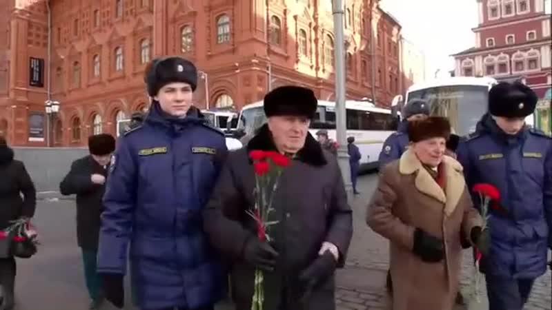 Александровский сад Возложение