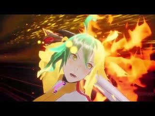 Dusk Diver - Trailer del Tema Keep the Faith Nintendo Switch HD