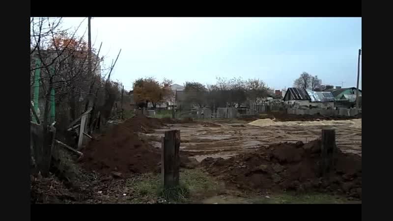 строительство детской спортивной площадки 23 октября 2018 год