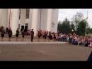 Военный танец Данс-группы Сонет - По страницам истории...