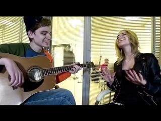 Звери - До скорой встречи (Шикарный кавер на популярную песню от Полины Изаак и Dragni S)