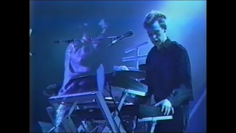 DEPECHE MODE - something to do (live at Wembley Arena, London, 16.04.1986) [1986] HD 720