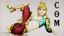 Workout To Call On Me Gerudo Desert Voe The Legend of Zelda BotW MMD 60 FPS