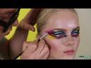 Креативный макияж от Дениса Карташева