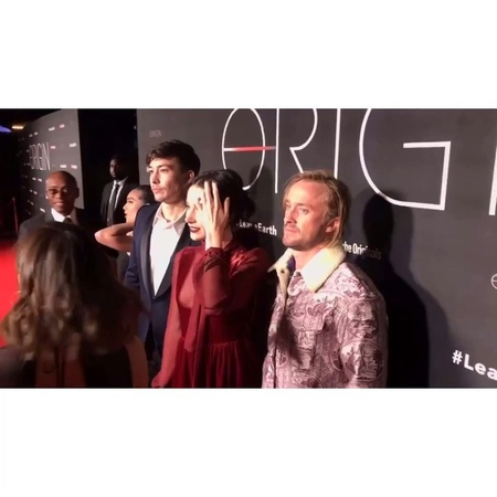Thomas Andrew Felton on Instagram New @t22felton with cast at @origin series world premiere in Leicester Square London 8 11 2018 tomfelton fel