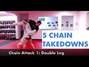 5 of my BEST Chain-Takedowns (High % Success Rate) 5 of my best chain-takedowns (high % success rate)