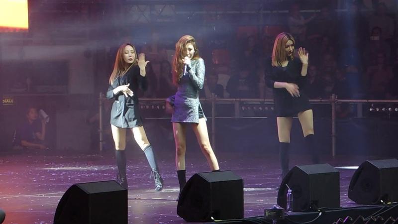 Sunmi(선미) - 24시간이 모자라 (24 Hours) Live at FEEL KOREA 2018 Moscow 8\6\2018