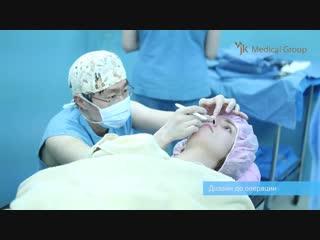 Лучшая пластическая хирургия - Клиника JK. Ринопластика