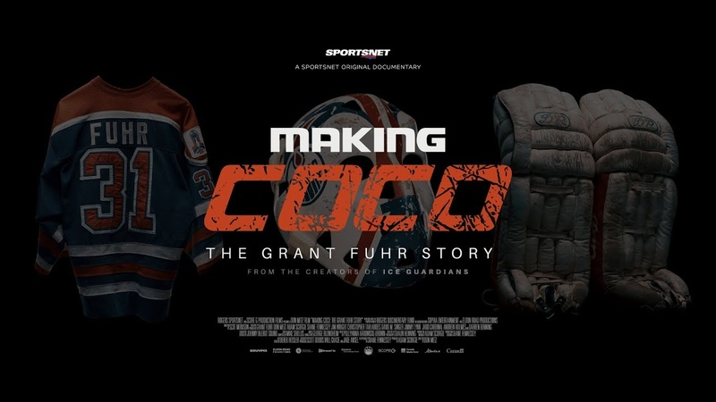 Official Trailer - Making Coco: The Grant Fuhr Story