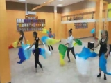 Восточные танцы для девочек.