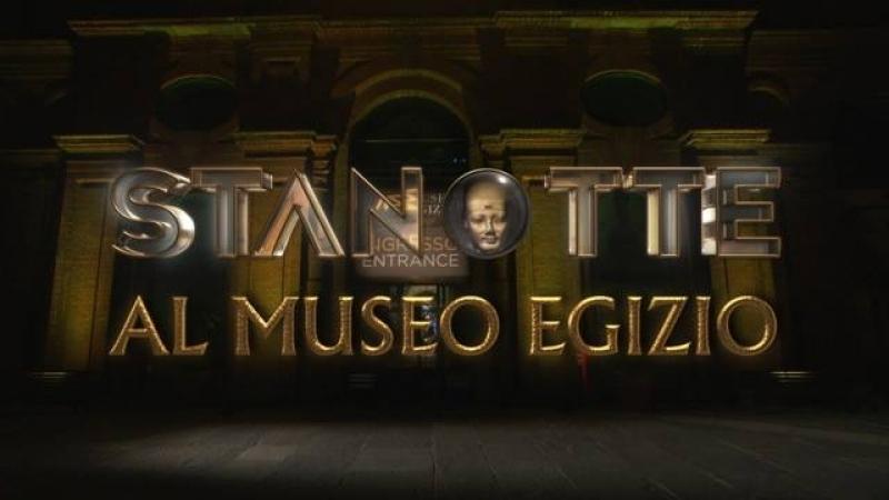 Stanotte al Museo Egizio