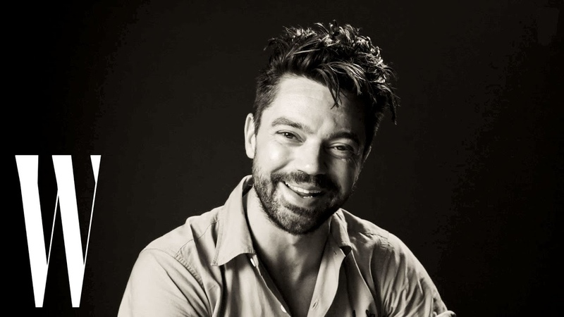 Dominic Cooper on Seth Rogen, Preacher, and Ferris Bueller's Day Off | Screen Tests | W Magazine