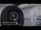 EAH-T700 Premium Stereo Headphones Concept Movie