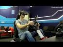 АВТОСИМУЛЯТОР с поддержкой Oculus Rift DK2 в Virtuality Club