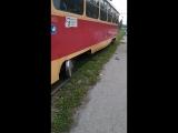 Когда трамвай в душе трактор с плугом