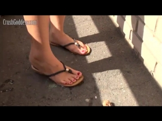 Flip flops snail crush Aliona snail crush Aliona
