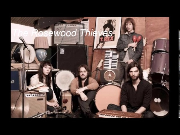 The Rosewood Thieves ~ Mad Man Blues !