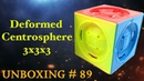 Unboxing №89 Deformed Centrosphere 3х3х3 Replica