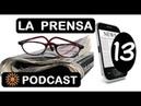 CONVERSA EN ESPAÑOL 13 La prensa