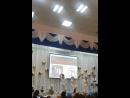 выпускной 2016 3 класса показательное выступление по тренировке