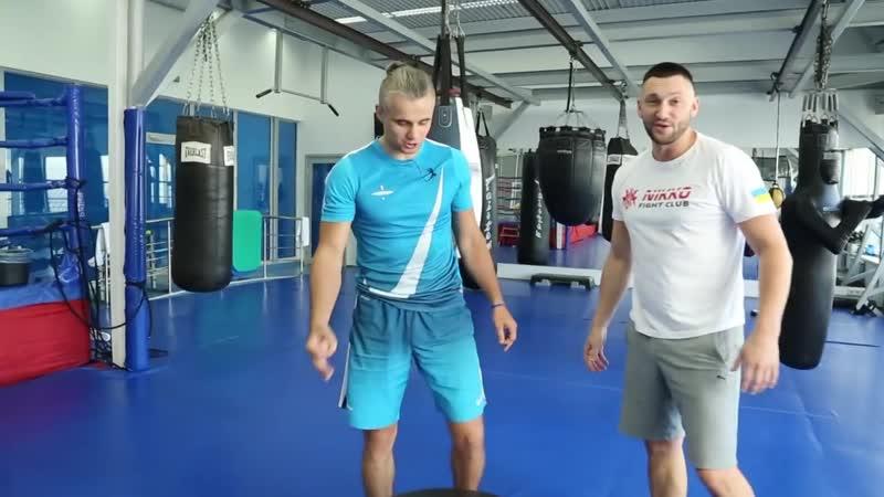 Лучшее упражнение чтобы развить нокаутирующий удар