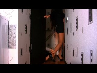 Clips4sale grab high heels