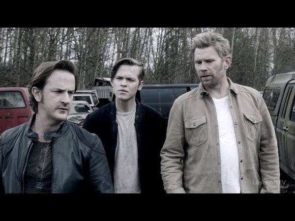 Люцифер знакомит Джека с его дядей Гавриилом Ангелы устроили засаду Чарли и Кетчу