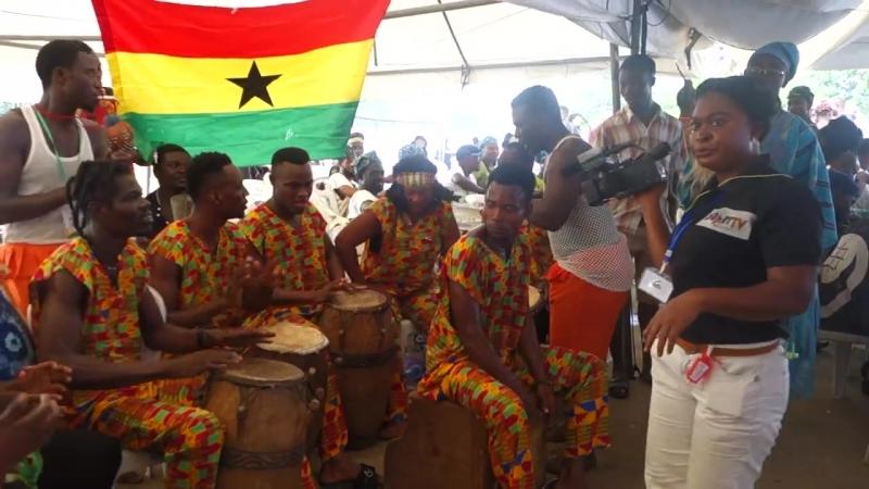 Kpanlogo - Wala Afo Drumming and Dance Ensemble