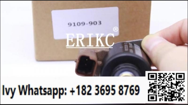 Delphi Diesel Впускной измерительный клапан 9109 903 IMV Valve 9307Z523B для JAGUAR KIA NISSAN