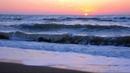 Шум прибоя, Черное море, Крым летом,, музыка-релакс...