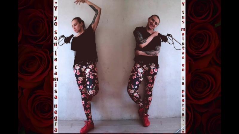 Ysabel Orlova La camisa negra Juanes cover