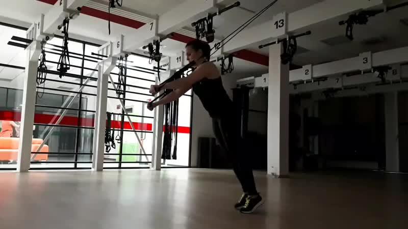 Trx - функциональный тренинг » Freewka.com - Смотреть онлайн в хорощем качестве