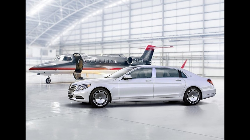 KLASSEN ® Mercedes - MAYBACH S600 S 650 360mm STRETCHCARS ​VIP