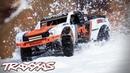 Frozen Freestyle Unlimited Desert Racer Snow Session
