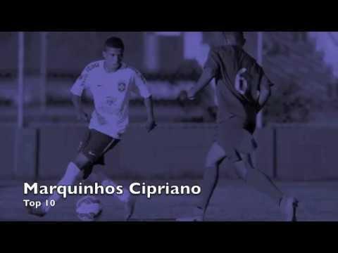 Marquinhos Cipriano - Atacante - Desportivo Brasil 2014 | 2015