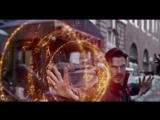doctor (stephen) strange x iron man (tony stark) marvel vine