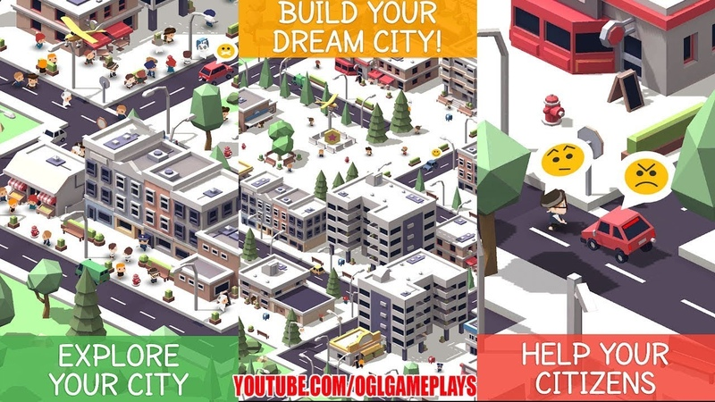 Idle City Builder Android iOS Gameplay (By RSGapps - Best Idle Games)