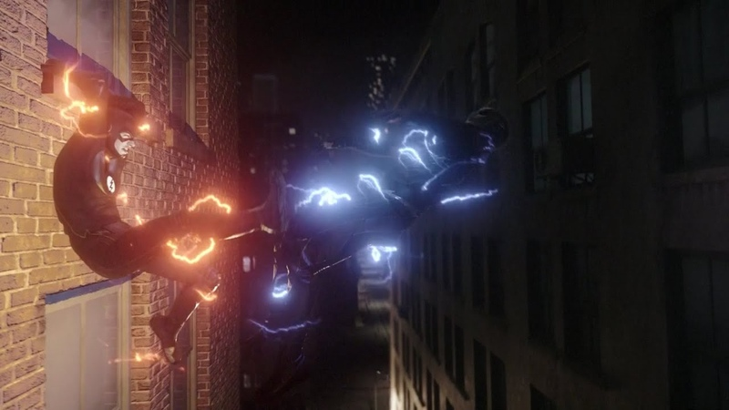 The Flash: S2E23 - Henry Allen's Death/ Zoom Kills His Time Remnant