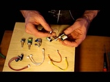 Installing the EMG LJVX + PAX Victor Wooten Pickup Set &amp Michael Pope Flexcore Preamp - Step 2