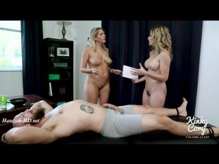 Nikki brooks in torture handjob training - kinki cory