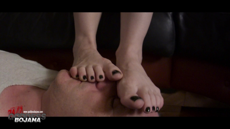 Gb foot domination
