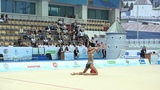 Александра Солдатова - мяч (многоборье) // World Challenge Cup 2018, Казань