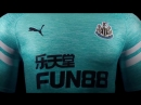 The Magpies @pumafootball third kit for the 201819 season. NUFC