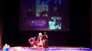 AniCon 2014 06.07.2014 2 ДЕНЬ -- Anime-сценки - Kitsune -- D.Gray-Man