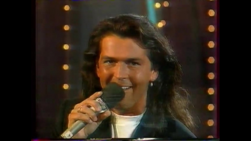 Thomas Anders - Sound Of Silence (Duet with Carsten Speck) How Deep Is Your Love (Live K.Dall, 1992) MTW