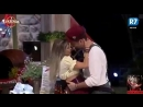 Finalmente Marcelo e Flávia trocam beijo apaixonado na Fazenda